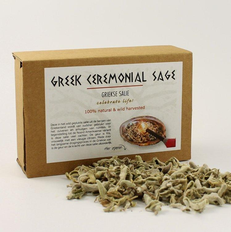 GRIEKSE SALIE 30 GRAM