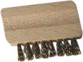Wierookhouder Borstel 7,5 cm x 5,5 cm