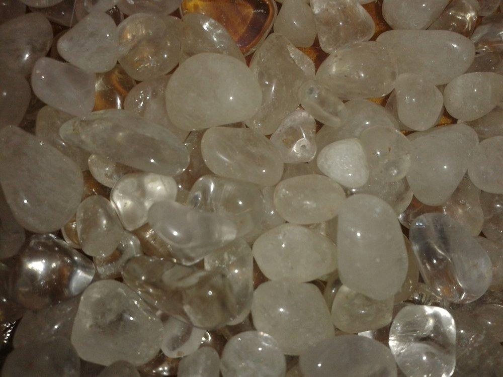 Oplaadset Bergkristal 100 gr