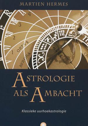 Boek Astrologie als Ambacht