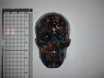 Orgoniet schedel Apatiet