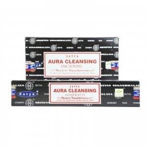 Satya Aura reiniging 15 gr