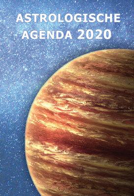 Astrologische Agenda 2020 ringband Themanummer: de grote conjuncties van 2020