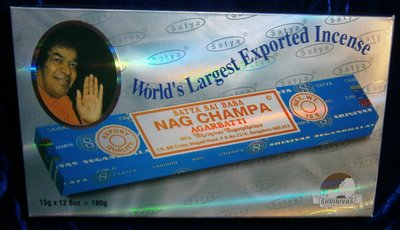 Satya Nag Champa 15 gr