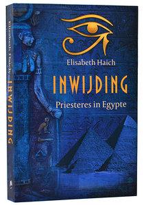 Inwijding priesteres in Egypte