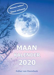 Maankalender 2020 - Scheurkalender Esther van Heerebeek