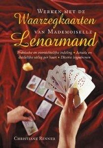 Boek Werken met de waarzegkaarten van Mademoiselle Lenormand