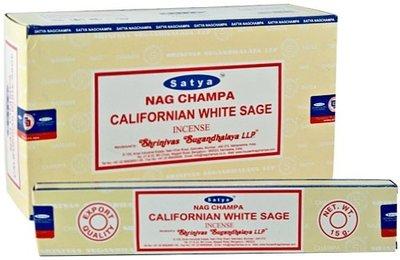 satya californian white sage 15 gr
